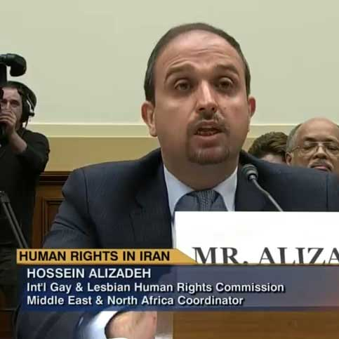 سخنرانی حسین علیزاده در کمیته روابط خارجی مجلس نمایندگان امریکا