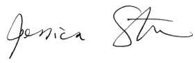 Jessica Stern Signiture